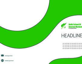 #1 untuk Design a Brochure for Course content oleh asmaberraies