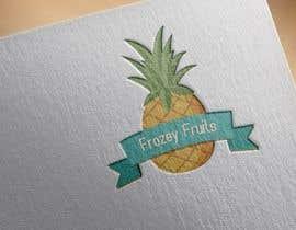 #9 untuk Design a Logo for Frozey Fruits oleh amrsamy94