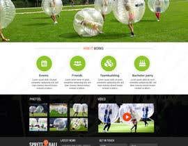 yaswanthreddy84 tarafından Build the best Website for Sprettball.no için no 7