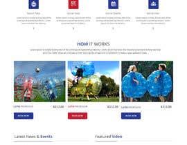 nizagen tarafından Build the best Website for Sprettball.no için no 11