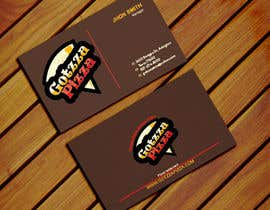 #48 untuk Design some Business Cards for Gotzza Pizza oleh alinafig016