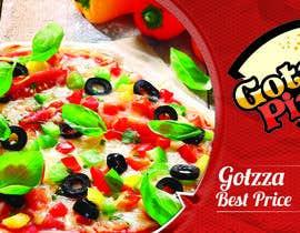 #13 untuk Design a Banner for GOTZZA PIZZA oleh dpk2877