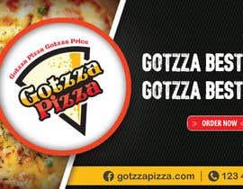 #27 untuk Design a Banner for GOTZZA PIZZA oleh shudiptobanarjee