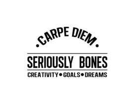 RenegadeCT tarafından Design a Logo for Seriously Bones için no 40