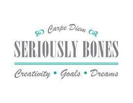 JacoG tarafından Design a Logo for Seriously Bones için no 29