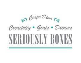 JacoG tarafından Design a Logo for Seriously Bones için no 35