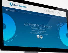 cbastian19 tarafından Design a Stunning Website PSD için no 30