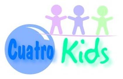 #4 untuk Design a Logo for Kids Brand oleh aybber
