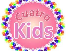 #30 untuk Design a Logo for Kids Brand oleh DN1976