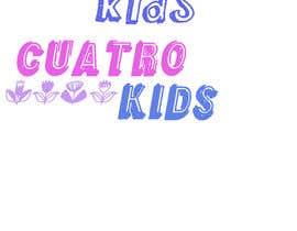 #34 untuk Design a Logo for Kids Brand oleh hur2012