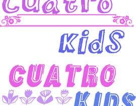 #35 untuk Design a Logo for Kids Brand oleh hur2012