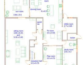 #14 untuk Back of House extension oleh asviridenko92