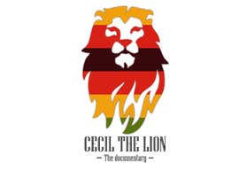 #7 untuk Design a Logo for Cecil the Lion - The Documentary oleh aLLpacoNe