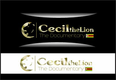#1 untuk Design a Logo for Cecil the Lion - The Documentary oleh petariliev