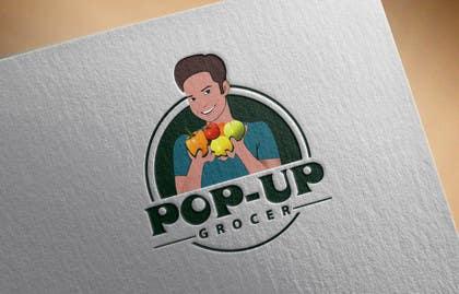 #270 untuk Pop-up  Grocer logo oleh vsourse009