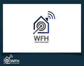 shariqssa tarafından New WFH Logo için no 41