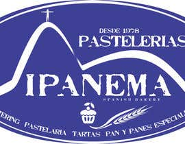 #50 para logo design for traditional bakery IPANEMA por thomasstalder