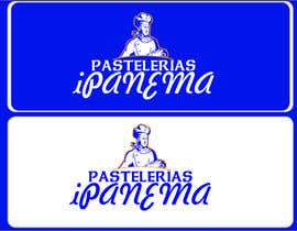 #6 for logo design for traditional bakery IPANEMA by henrydarko
