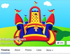 eryprihananto tarafından Develop a Corporate Identity for Inflatable Town için no 80