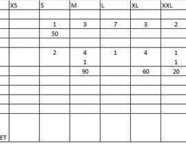 krishnateja89 tarafından Fill in a Spreadsheet with Data for Stock List NEEDED IN 6-12 HOURS için no 4