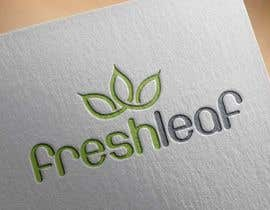 #12 untuk Design a Logo for Freshleaf oleh coolasim32