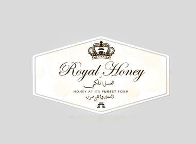 RainMQ tarafından Packaging design for Royal Honey için no 19