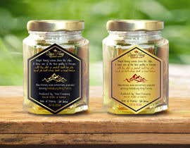 Med7008 tarafından Packaging design for Royal Honey için no 15