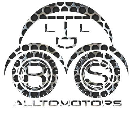 #35 for Design a Logo for ALLTOMOTORS by silverXblood