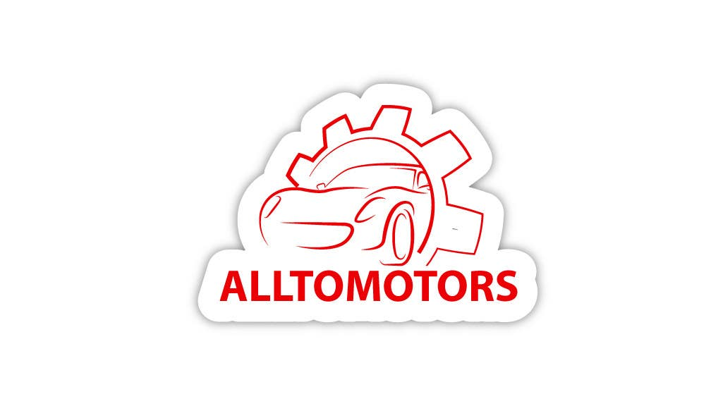 #60 for Design a Logo for ALLTOMOTORS by hemanthalaksiri