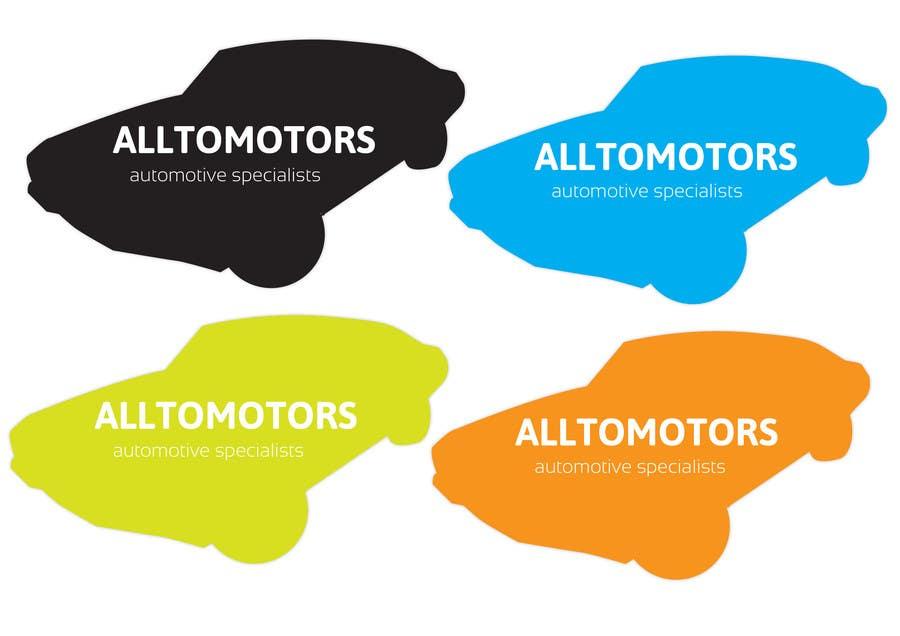 #49 for Design a Logo for ALLTOMOTORS by SimonMerritt