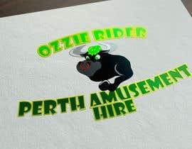 boki9091 tarafından Design a Logo for Ozzie Rider Perth Amusement & Event Hire için no 3