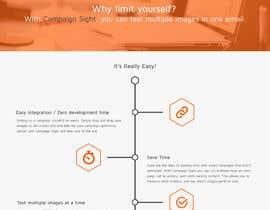 NextTechSol tarafından Need a design for landing page. için no 11