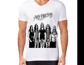 #69 untuk Design a T-Shirt for  Rock Bands and other Popular Music oleh nabeelhaider3098