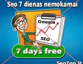 TheSocialMarketi tarafından Design a Banner for SEO services için no 9