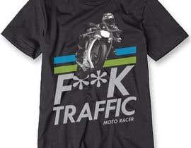 #13 untuk Design a T-Shirt for Motorcycle Riders oleh javierlizarbe