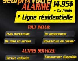 #4 untuk Design an Advertisement for Alarme D-Tech oleh Sebastianm16a4