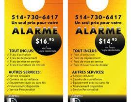 #9 untuk Design an Advertisement for Alarme D-Tech oleh hatimou