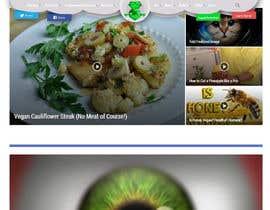 #32 untuk Design a Sticky Header for My Website oleh arispapapro