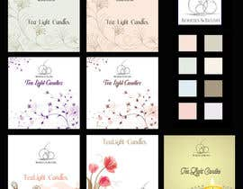 #26 untuk Create Print and Packaging Designs for Berries & Blush tea light candle box oleh Med7008