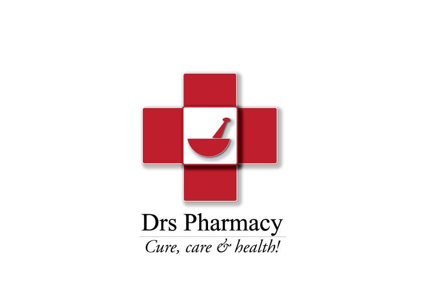 Penyertaan Peraduan #33 untuk Design a Logo for myDrsPharmacy