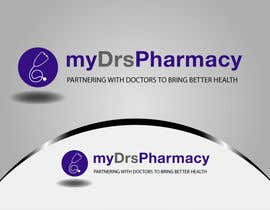 #17 para Design a Logo for myDrsPharmacy por woow7