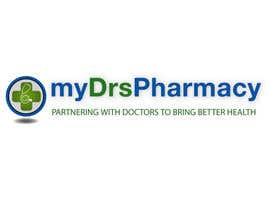 #28 for Design a Logo for myDrsPharmacy af woow7