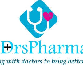 #31 para Design a Logo for myDrsPharmacy por gurulenin
