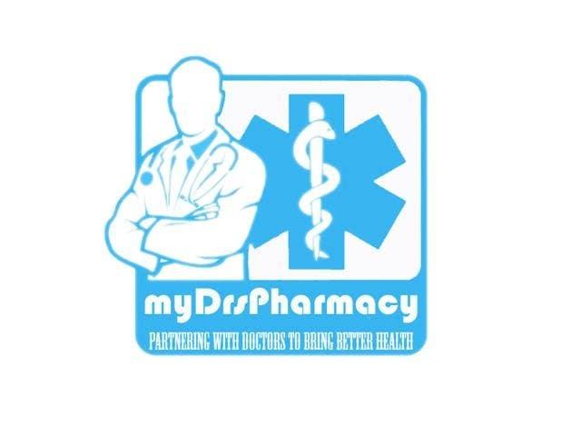 Penyertaan Peraduan #40 untuk Design a Logo for myDrsPharmacy
