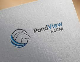 #18 untuk Design a Logo for Pond View Farm oleh DigitalTec