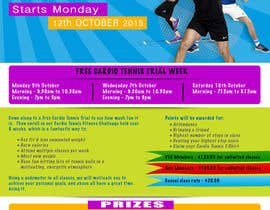 #21 for Design a Flyer for Cardio Tennis by matula1978