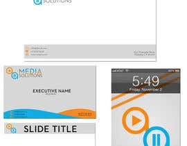 #3 para Corporative Image: Business Card, Paper, Envelop, etc por florentinolance