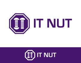 vinu91 tarafından Branded Logo Design For IT Nut için no 1