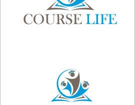 rahulwhitecanvas tarafından Design a Logo for course life için no 83