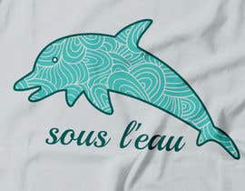 #15 untuk Design a T-Shirt for sous l'eau (underwater) oleh alok95
